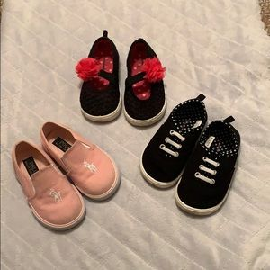 Other - Toddler girls shoes size 6